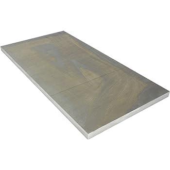2pc 300x100x2mm ALUMINUM 6061 Flat Bar Flat Plate Sheet 2mm Thick Cut Mill Stock