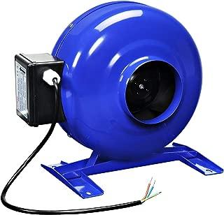 STERR – Ventilador Centrífugo 150 mm – IDC150