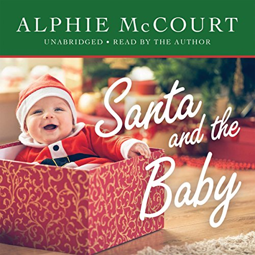Santa and the Baby audiobook cover art