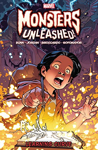 Monsters Unleashed Vol. 2: Learning Curve (Monsters Unleashed (2017-2018)) (English Edition)