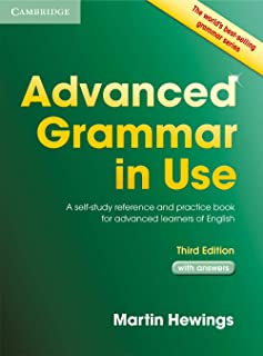 Advanced Grammar in Use 3rd Edition Book with Answers