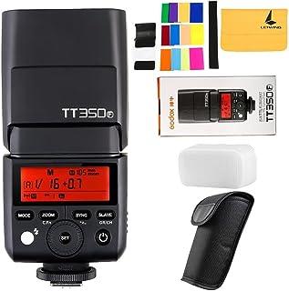 Godox TT350F Mini 2.4G TTL HSS 1/8000S GN36 Inalambrico Camara Speedlite Flash para Fuji X-Pro1 x-t20 x-t2 x-t10 X-T1 X-Pr...