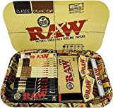 Reds Exclusive Tips RAW Mix Tray Set con tapa magnética