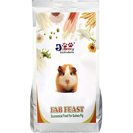 JiMMy Fab Feast Guinea Pig Food (1.2 Kg)