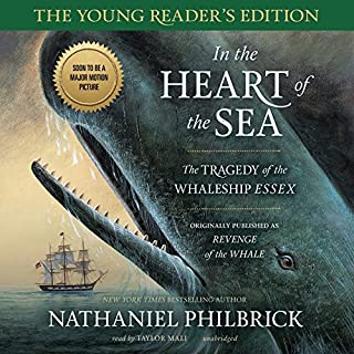 In the Heart of the Sea: Young Reader's Edition cover art