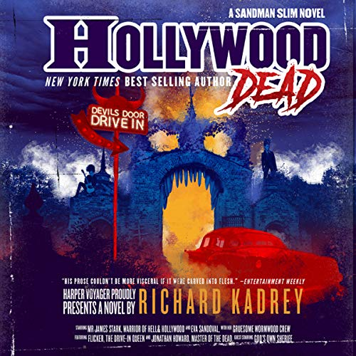 Hollywood Dead cover art
