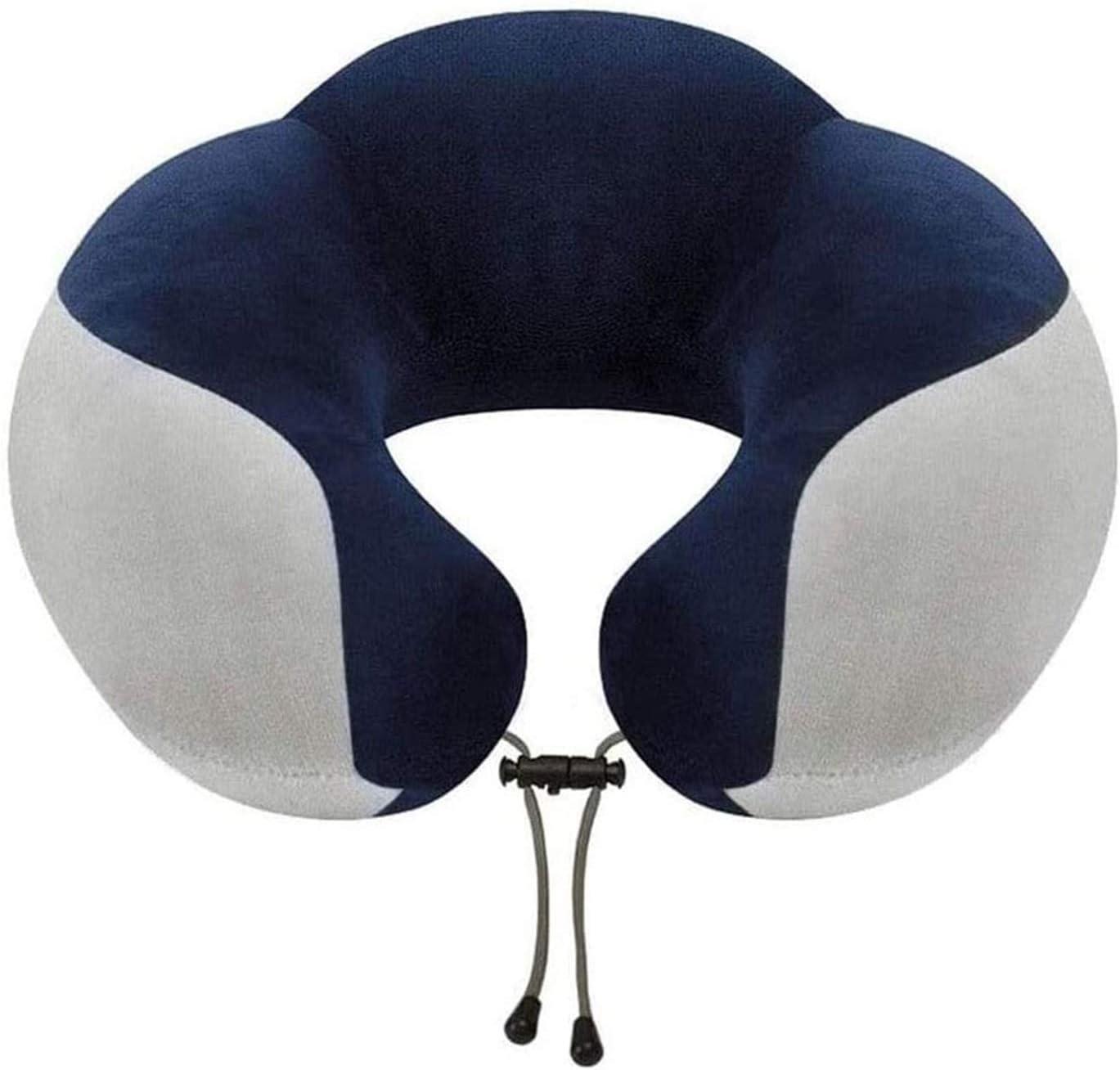 HKJZ Regular discount SFLRW Memory Foam Travel for Pillow Airplane Arlington Mall –Neck