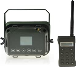 likeblue al aire libre Caza Mp3Pájaro señuelo identificación de llamada 60W 160db altavoz resistente al agua + 500M mando a distancia