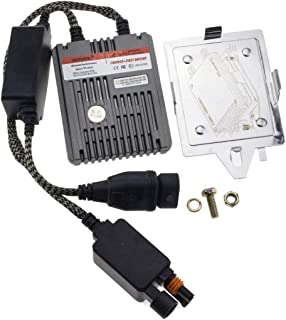 Motoeye 55W HID Ballasts Replacement, 100% Canbus Error Free No Flicker No Warning, Universal for HID Light Kits 9006 H7 H11 H4 H1 H3 H10 9005 D2r D2s - 2 Year Warranty (55W)