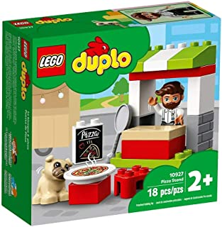 LEGO DUPLO Town Pizza Stand for age 2+ years old 10927