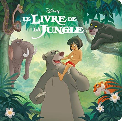 LE LIVRE DE LA JUNGLE - Monde Enchanté - L'histoire du film - Disney: .
