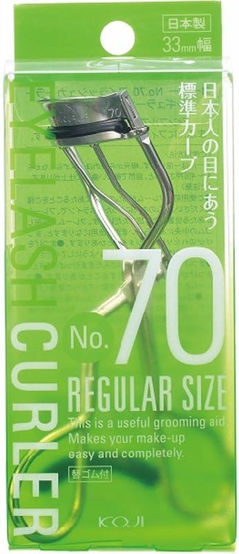 不健康余暇アーカイブNo.70 アイラッシュカーラー (レギュラーサイズ) 33mm幅