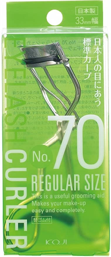 枕薄い書士No.70 アイラッシュカーラー (レギュラーサイズ) 33mm幅