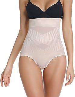 Joyshaper High Waisted Briefs for Women Tummy Control Panties Seamless Underwear Slimming Briefs