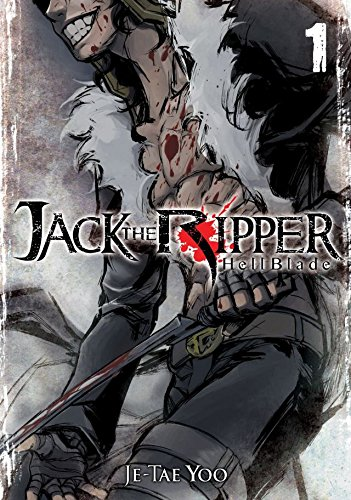 Jack the Ripper: Hell Blade Vol. 1 (English Edition)