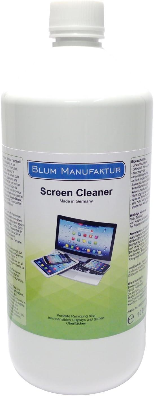 91 opiniones para Blum- 1000ml Limpiador de Pantalla (Bottiglia di ricarica). Limpieza Todas Las
