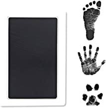 Large Clean Touch Ink Pad for Baby Footprint, Handprint, Pet Paw Prints – Safe for..