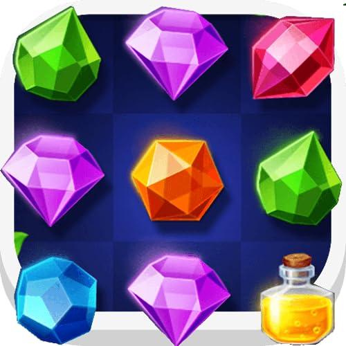 Jewel Blast - Super Candy 2048 Casual Game