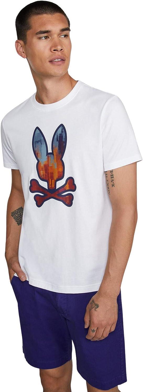 Max 65% OFF Psycho Bunny OFFer Men's Graphic Tee Hassop