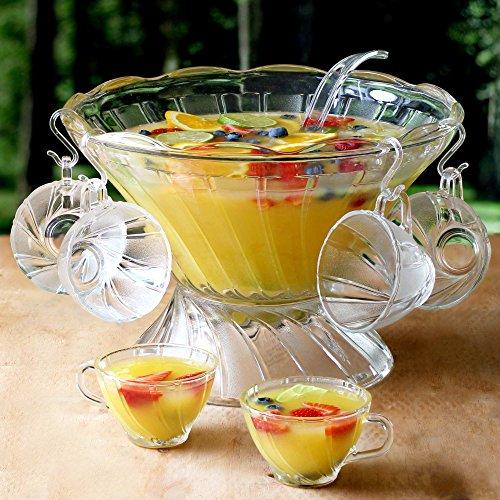 bar@drinkstuff -  Glas-Bowle-Set,