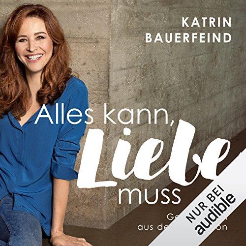 Alles kann, Liebe muss audiobook cover art