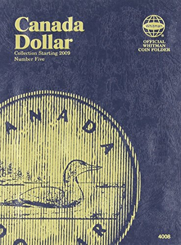 Canadian Dollar Folder #4, Starting 2009