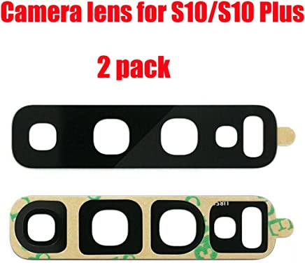 OEM Back Rear Camera Glass Lens with Adhesive Replacement...