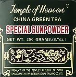 Temple of Heaven - China Green Tea - Special Gunpowder Loose Tea - 8.82 Oz