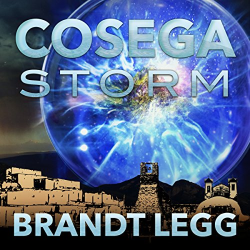 Cosega Storm audiobook cover art