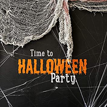 Time to Halloween Party: Sound Effects and Scary Noises, Screams Sounds, Dark Night