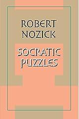Socratic Puzzles Paperback