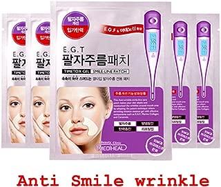 Mediheal E.G.T Timetox Gel Smile line Patch (5EA)/ Made in Korea