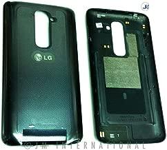 ePartSolution_ Back Cover Rear Battery Door Housing for LG Optimus G2 D800 D801 D802 T-Mobile Replacement Part USA (Black)