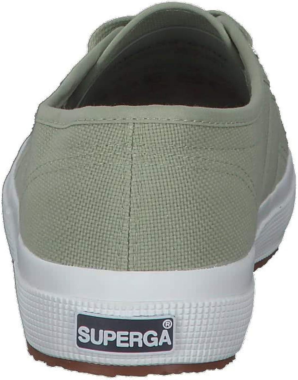 Superga 2750-cotu Classic, Chaussures de Gymnastique Mixte Adulte Vert