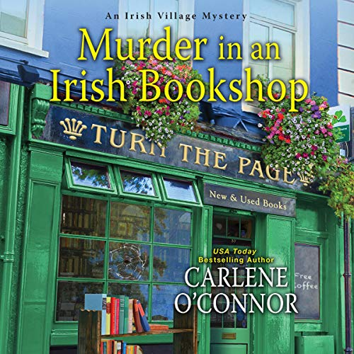 Murder at an Irish Bookshop Audiobook By Carlene O'Connor cover art