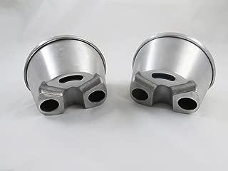 and 100% New Brand Dental Aluminum Duplicating Flasks Dental Lab Equipment JT-13 by Oubo Dental (2)