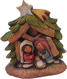 Belén Navidad Clásico Cerámica