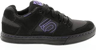 Five Ten Freerider Women's Flat Pedal Shoe: Black/Purple 8