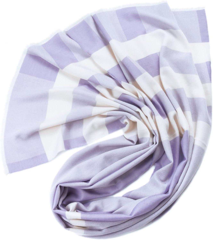 Blanket Scarf Plaid Blanket Scarf Women Checked Shawl Long Scarves Warm,6OneSize