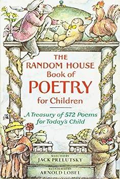 Paperback Random House Book of Poetry for Children Book