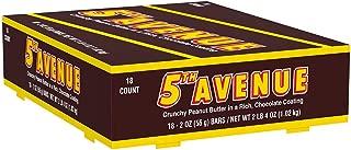 5TH AVENUE Candy Bars 2 oz, 18 ct. A1