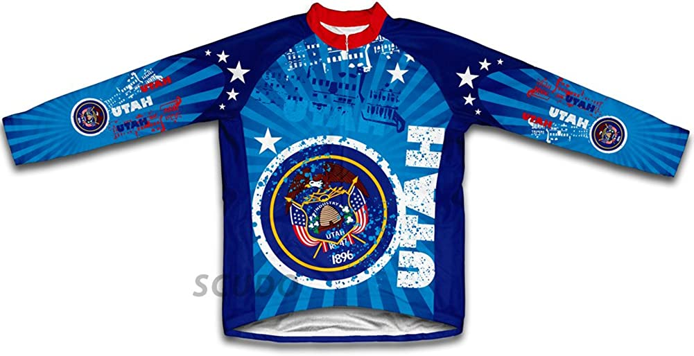 ScudoPro Albuquerque Mall Utah Winter 4 years warranty Thermal for Cycling Jersey Men
