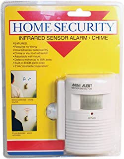 fence shaker alarm