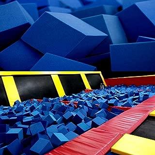 Isellfoam Foam Pits Blocks/Cubes 1000 pcs. (Blue) 6