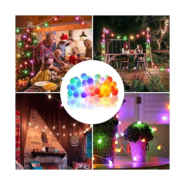 USB/Solar Powered String Lights 1