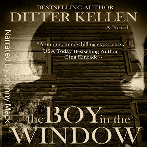 The Boy in the Window audiobook cover art