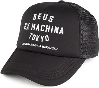 Deus Ex Machina Tokyo Address Trucker Cap