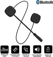Best wireless speakers for motorcycle helmet Reviews