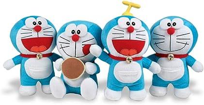 Peluche Doraemon 30 cm Calidad 1 Velboa (surtido:modelos y colores  aleatorios)