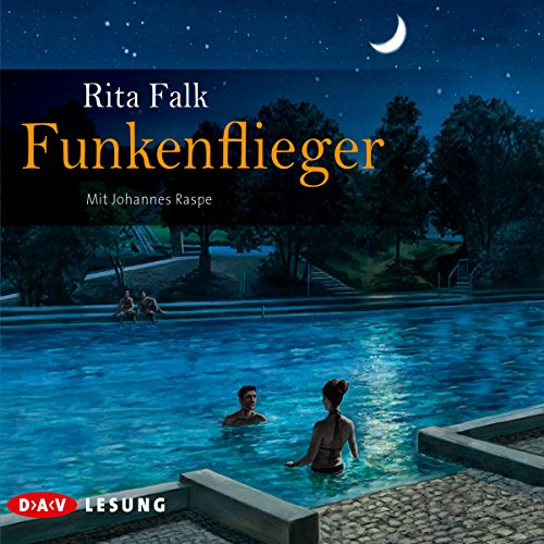 Funkenflieger audiobook cover art